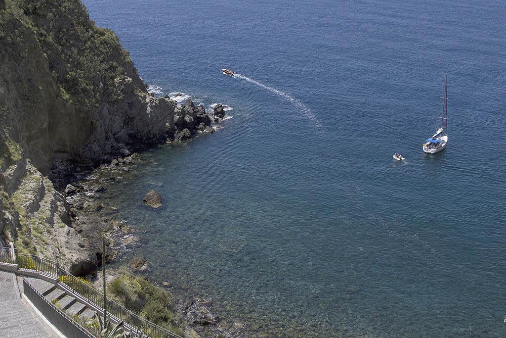 Ischia la Baia di Sorgeto