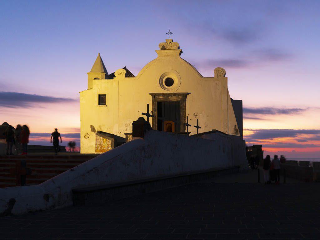 Isola d'Ischia - Chiesa del Soccorso