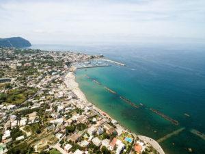 Spiaggia della Chiaia Forio d'Ischia