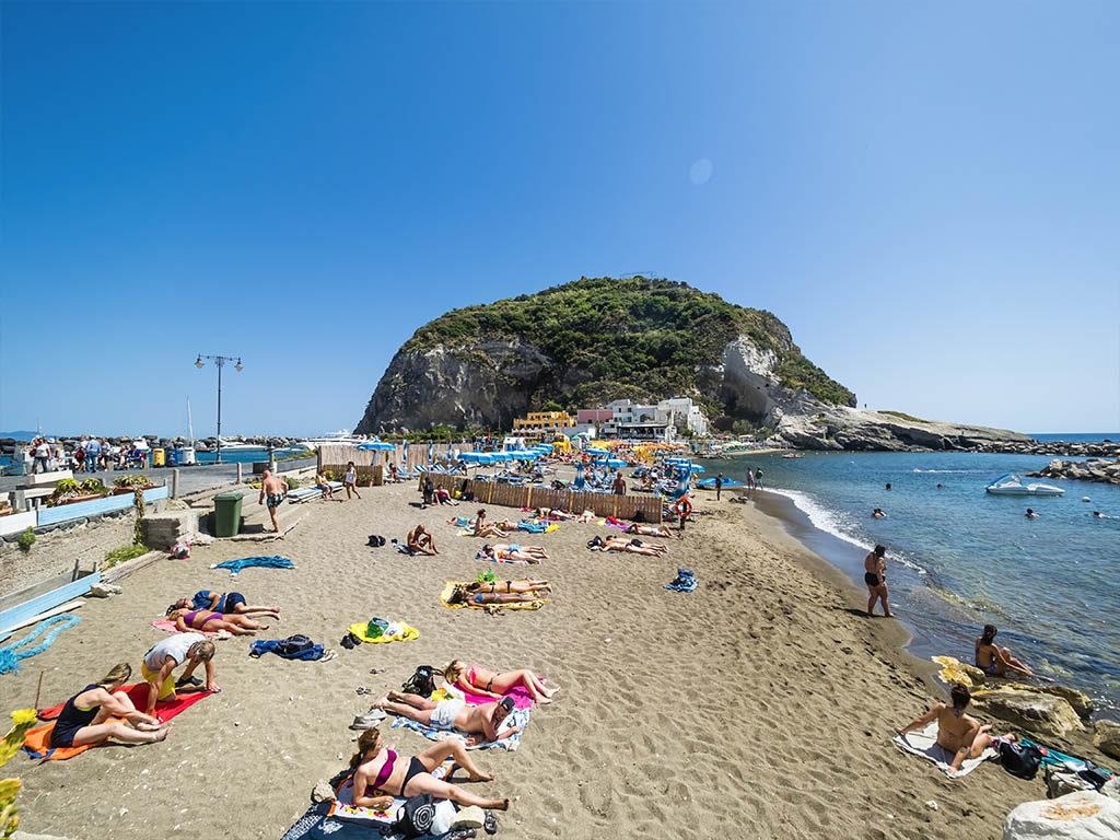Spiaggia di Sant'Angelo Ischia