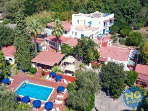 Villa Al Parco Forio d'Ischia